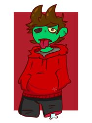 Zombie Tord by T0m4texd