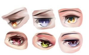 Training Eyes by Fhilippe124