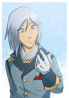 Holiday Art Excahnge: Carter Voss by AbnormallyNice