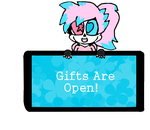 Ricka Gifts are Open by CattyToxic