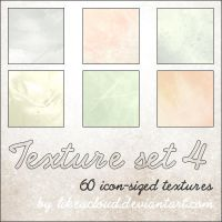 Texture Set 4 by likeacloud