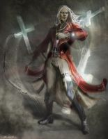Castlevania: Juste Belmont by conzitool