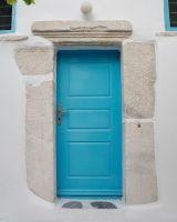Blue Door by BenHeine