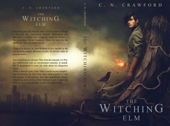 The Witching Elm / BOOK COVER by Carlos-Quevedo