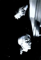 Snape and Lucius: Caress by ElenaTria