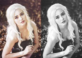 Mother of Dragons by StarbitCosplay