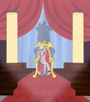 Hail the king by Semitura