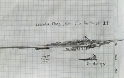 Executor II Class Super Star Destroyer by Flyingtaco2002