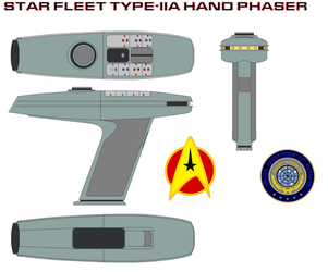 Phaser  Type-IIa by bagera3005
