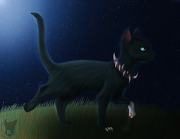 Scourge painting by DarkDivaLocura