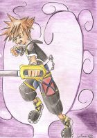 fightin sora by land3