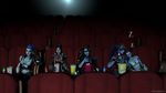 In the cinema by Father76