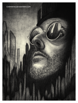 Leon - The Professional by chamathe
