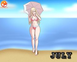 Commission: July Girl: Mariabell by Reit-9