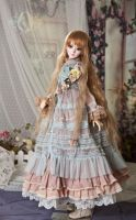 Lan in western dress from Angell-Studio~^~^~o by Angell-studio