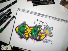 Blackbook_yellow.green Setik by Setik01