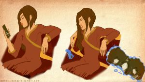 The Element of Power by BenditlikeKorra
