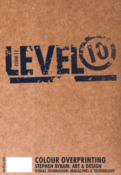 Level 10 Magazine Cover by altan8
