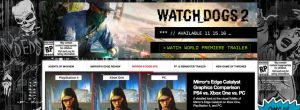 Watch Dogs 2 (Alleged) Release Date Reveal by phantomblade88