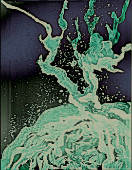 Exploding Space Cabbage by Kefka750