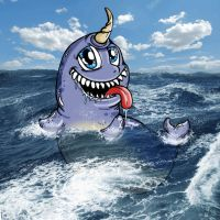 Narwhal by Germfil