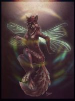 Dragonfly Magic by Yantus
