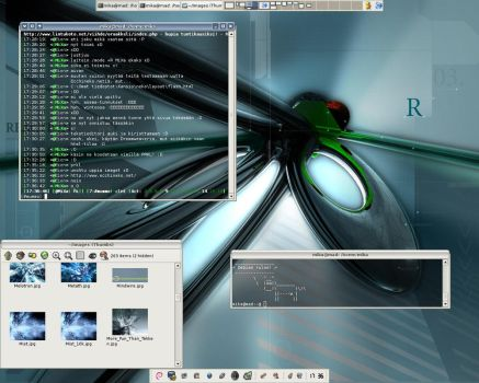 More Xfce 4.2 goodness by Mixa87