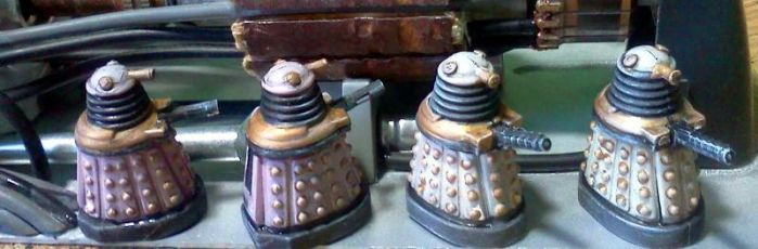 Special Weapons Daleks by Spielorjh
