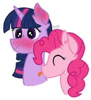 TwiPie Licks by ivybruh