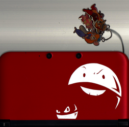 Customized Electrode 3DS by KenboCalrissian