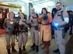 Ghostbusting colleagues at Fed Con 2016 by PotionsTeddy