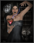 Black Magic Woman by CaperGirl42