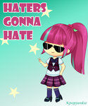 [FA] Haters Gonna Hate by Kpopjunkie