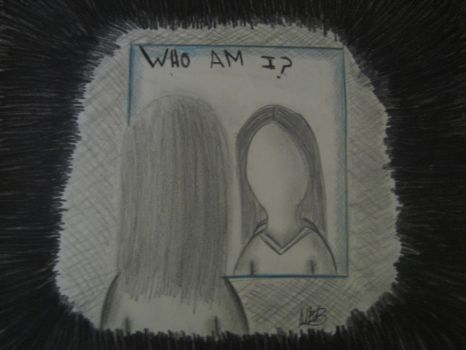 Who am I? by ABC123art