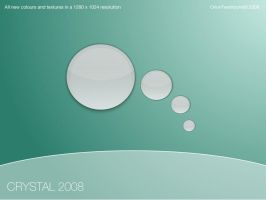 Crystal 2008 by OrionTwentyone
