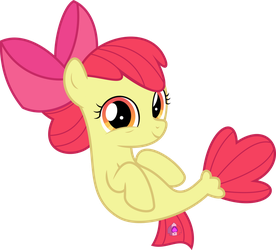 MLP Vector - Applebloom #3 by jhayarr23