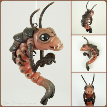 Shrump Figure one of a kind by beatblack