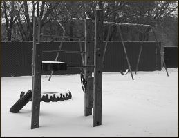 Desolate Playground by QueenOftheNight341