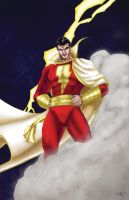 Shazam by ChrisNewmann