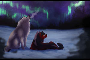 Calling the Lights by PrinceAIex