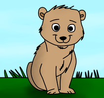 Cute Bear by jcpag2010