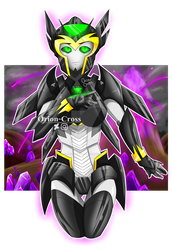 TFP: Emerald by Orion-Cross