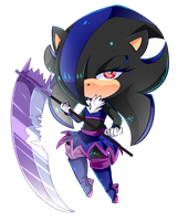 Chibi Dark by LazyCoffee45