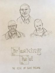 Breaking Bad Commission by J-Edgar-Pinkerton