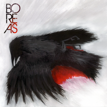 Cover Art BOREAS EP by cypok-workshop