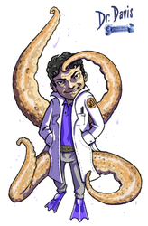 Dr. Davis of Devilfish - 911 by FutureDami