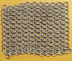 European 4-1 Chainmaille -WIP- by ssjskipp
