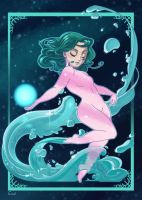 Sailor Neptune by evui