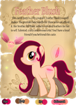 Feather Blush by Lost-in-Equestria
