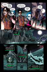 Sentinels 2 - Page 2 by LucianoVecchio